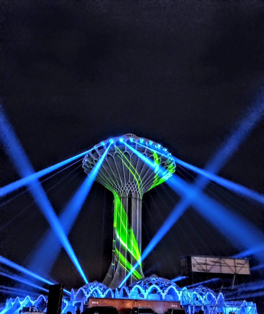 Sharqiah Season's @ Water Tower